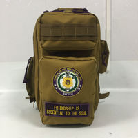 Custom Rugged Que Tactical Backpack Thumbnail